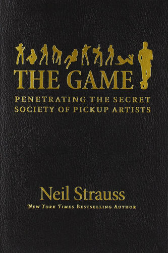 neil strauss the game book cover