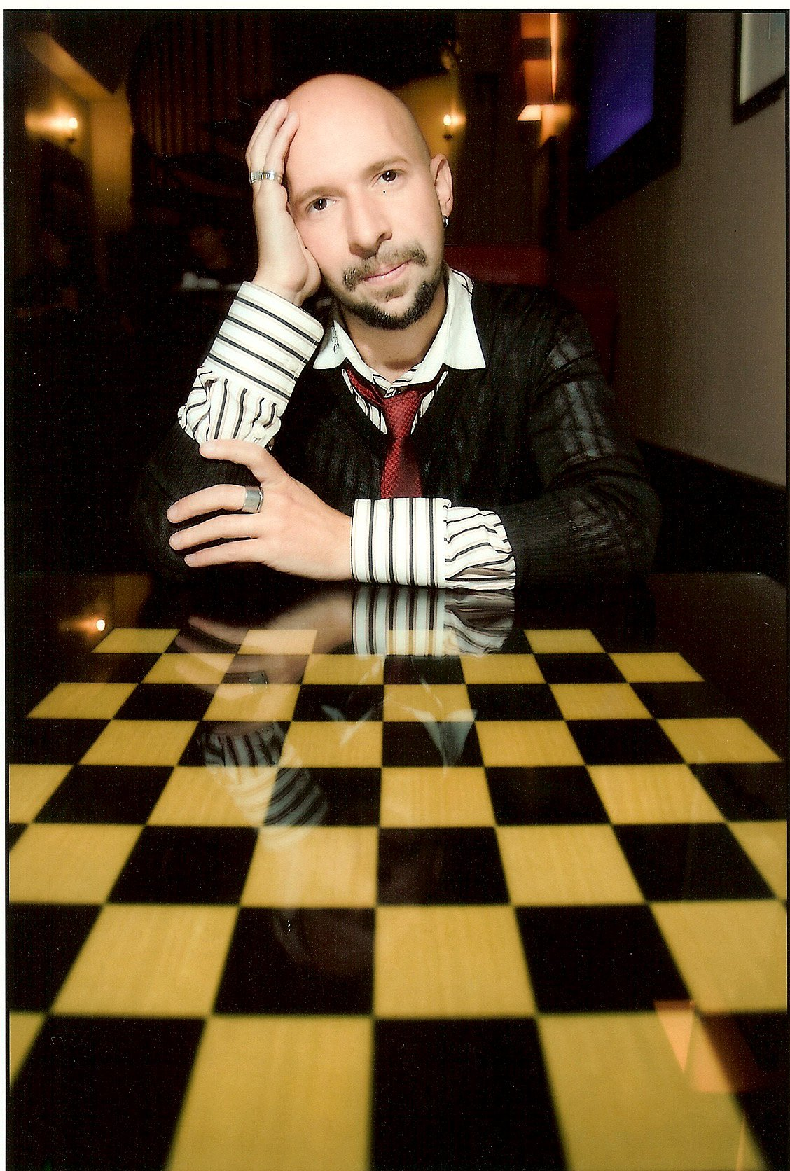 Neil Strauss, Author of The Game